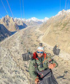 Antoine Girard / Recordmand du Monde d'Altitude !